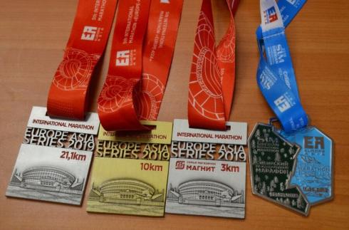 6,5 тысяч человек, и все бегут: в Екатеринбурге состоится марафон «Европа – Азия»