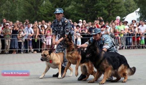 В субботу в Екатеринбурге состоится грандиозный праздник силовиков