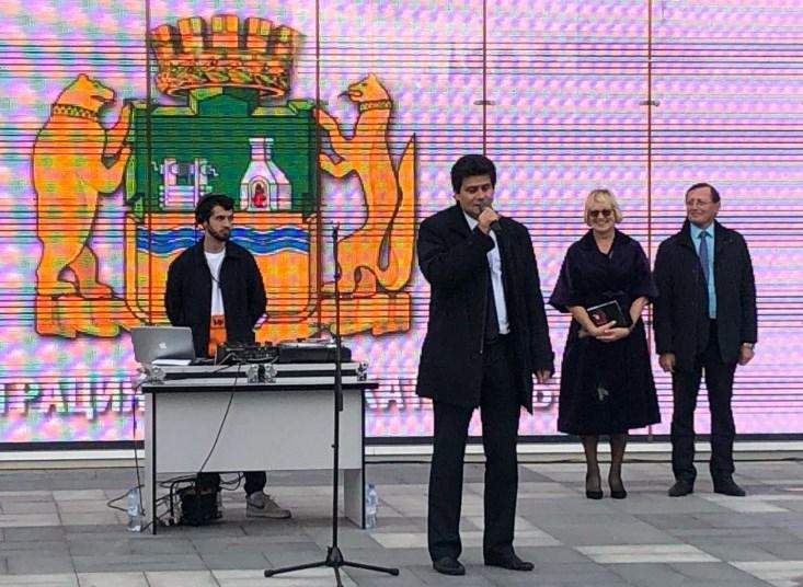 В Екатеринбурге распахнул занавес фестиваль «Реальный театр»