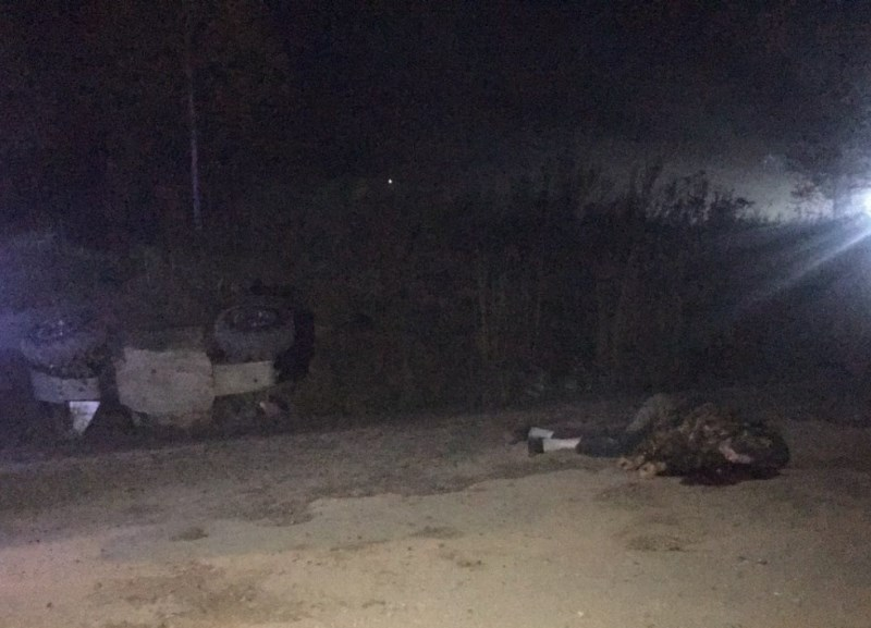 В результате ДТП в Нижнем Тагиле погиб водитель квадроцикла