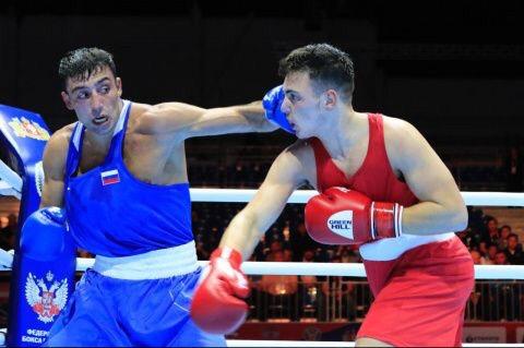 Снова победа: два российских боксера прошли в 1/8 финала на чемпионате мира в Екатеринбурге