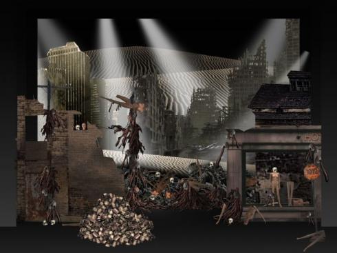 В Екатеринбурге состоится премьера постапокалиптического спектакля «Зверь»