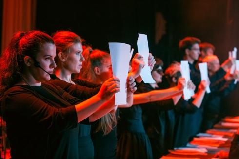 В Екатеринбурге инклюзивный театр-студия «ORA» набирает обороты своих лабораторий