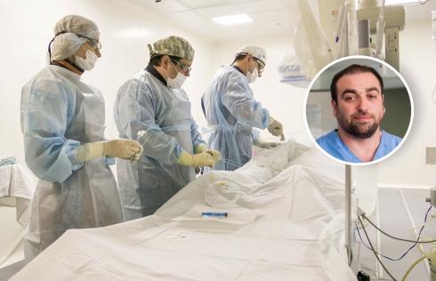 В Екатеринбурге ведущему специалисту-гинекологу больницы № 7 предложили стать уборщиком или лифтёром