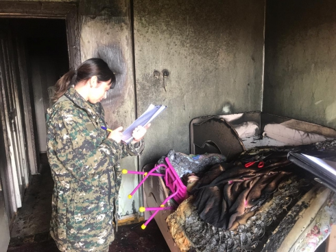 На Урале возбудили уголовное дело после пожара, где погибли дети