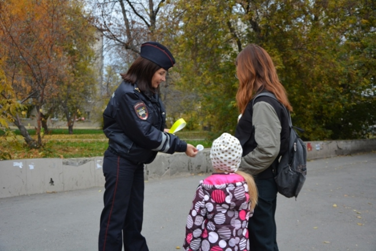 Итоги мероприятия «Безопасная дорога» подвели автоинспекторы Екатеринбурга