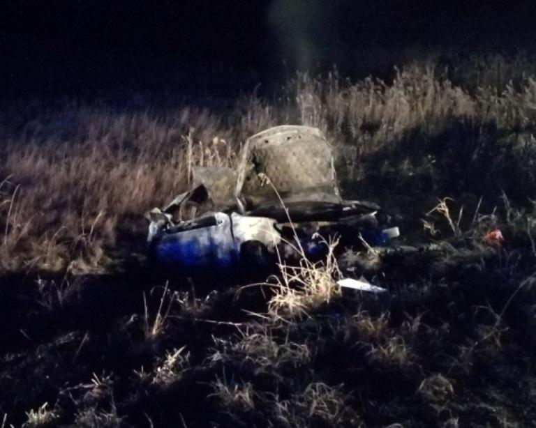 В Свердловской области на трассе погибли две девушки