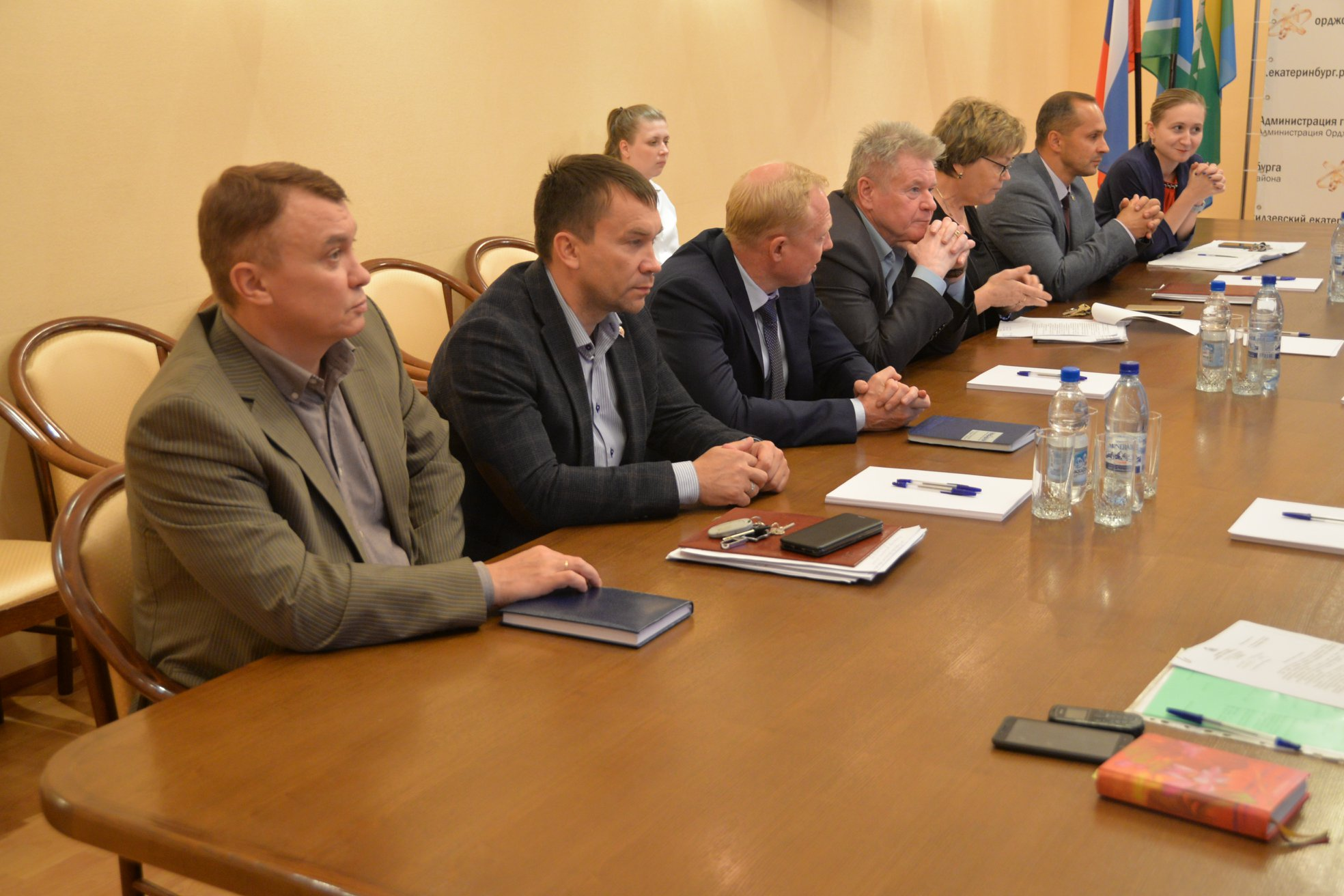 В Екатеринбурге начали готовиться к празднованию Нового года