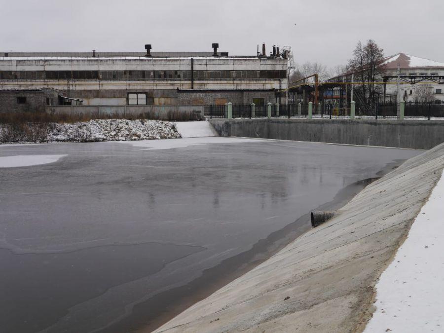 В Кушве сдали в эксплуатацию городскую плотину, на ремонт которой потратили 117 миллионов рублей