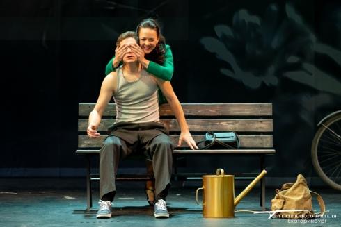 В Екатеринбурге прошла премьера спектакля Григория Лифанова «Прощание в июне»
