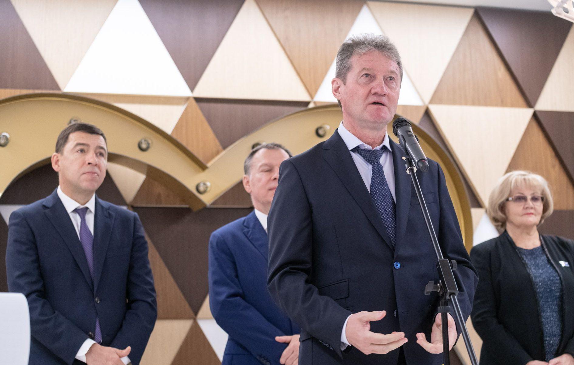 В Екатеринбурге открылось 28 тысяч метров медицинского хай-тека: сдана вторая очередь центра «УГМК-Здоровье»