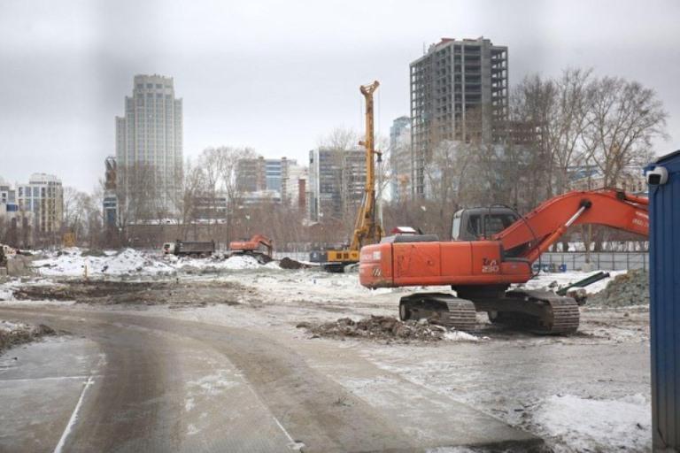 В Екатеринбурге снесли мечеть «Нур-Усман»