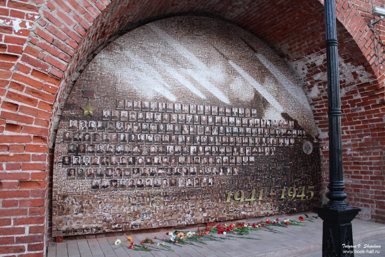 История великой победы в лицах:  в Музейном комплексе УГМК создадут масштабное фотопанно  в память об участниках Великой отечественной войны