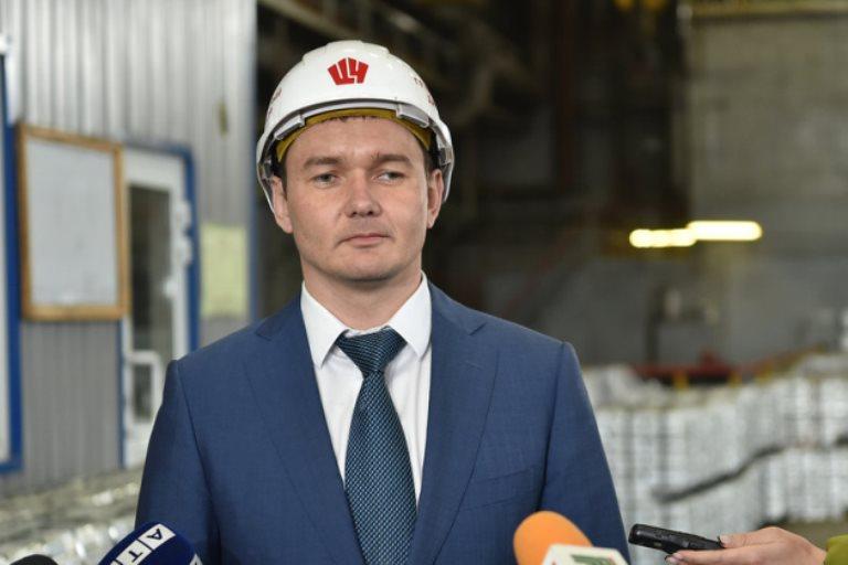 Строительство новой кислородной станции завершила УГМК на Челябинском цинковом заводе