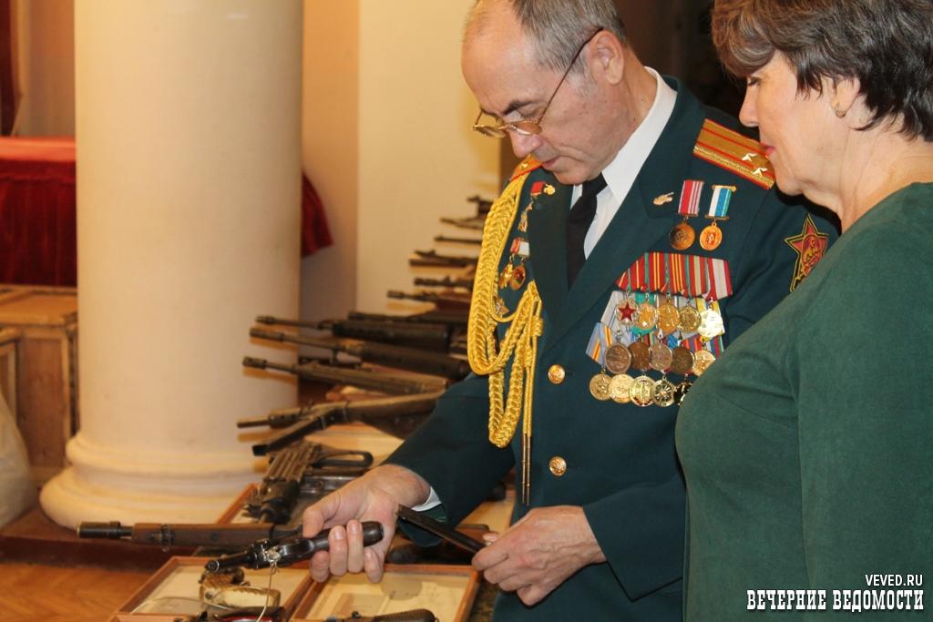 В Екатеринбурге вручили премии «Офицеры России»
