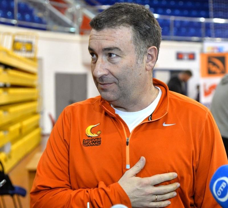 Баскетбольный клуб УГМК разгромил столичное «Динамо»