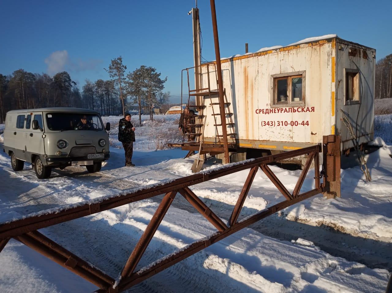 Минприроды уличило Среднеуральскую птицефабрику в сливе отходов в лесной массив