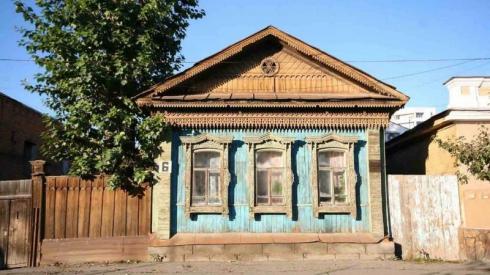 В Екатеринбурге продают отреставрированный волонтерами дом Топоркова