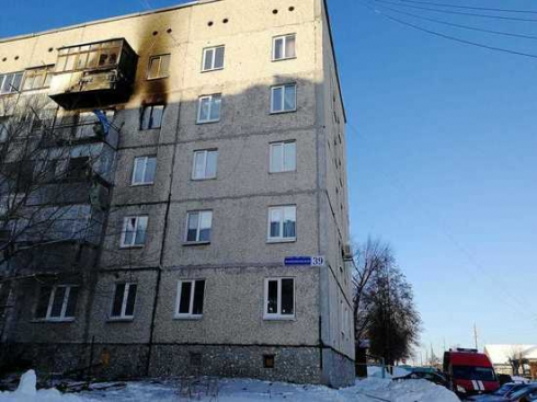 В Ирбите проверяют на целостность пятиэтажку, от взрыва в которой погиб 17-летний юноша