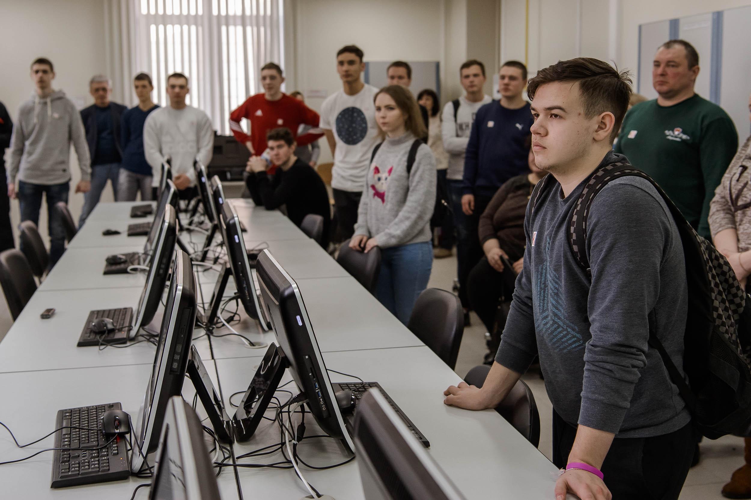 В Техническом университете УГМК пройдет День открытых дверей