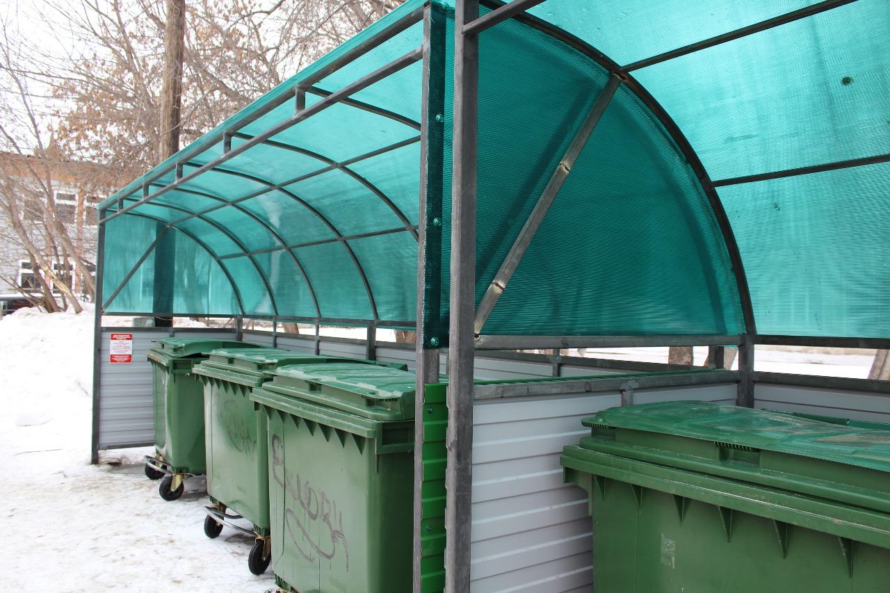 В Свердловской области выбрали лучшую контейнерную площадку