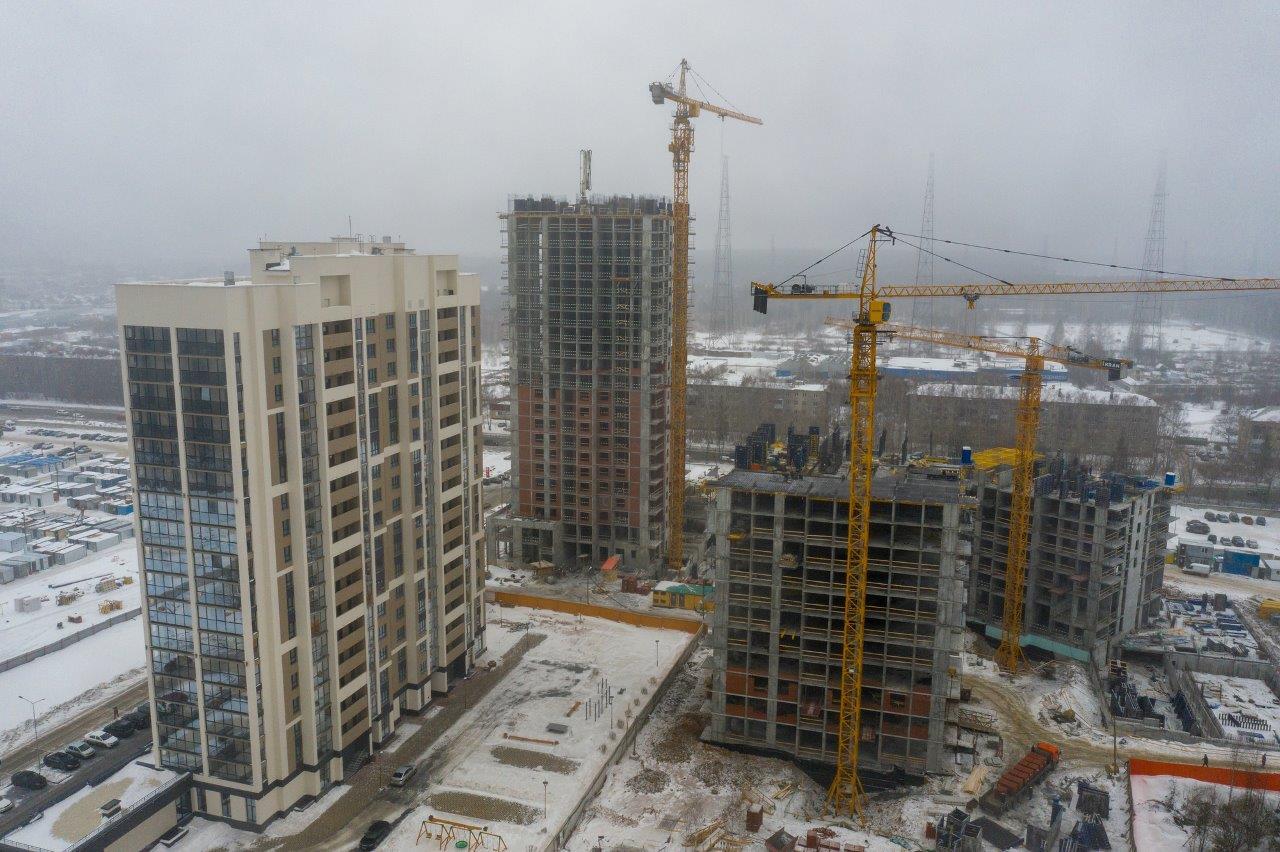 «УГМК-Застройщик» передаст городу участки для строительства социальной инфраструктуры в «Изумрудном Бору»
