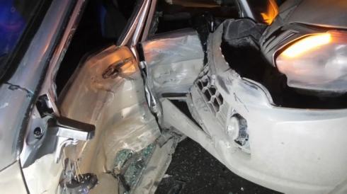 В Екатеринбурге в ДТП пострадали водитель ВАЗ и трое детей