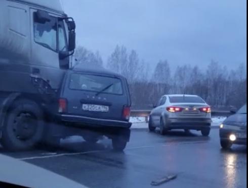 На Урале произошла смертельная авария