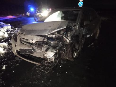 В жуткой аварии на Урале погиб мужчина