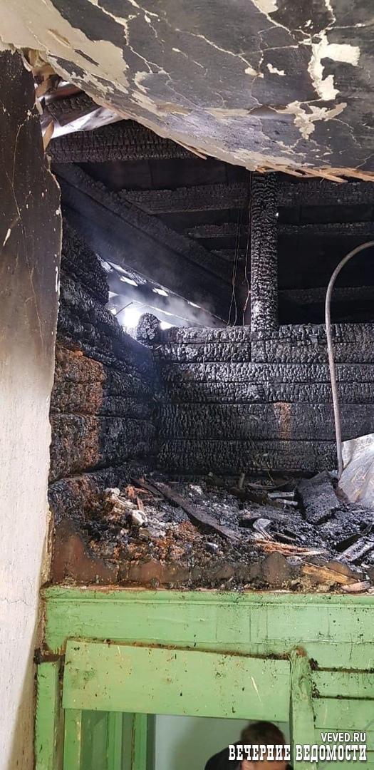 Пожарами на Уралмаше заинтересовались силовики