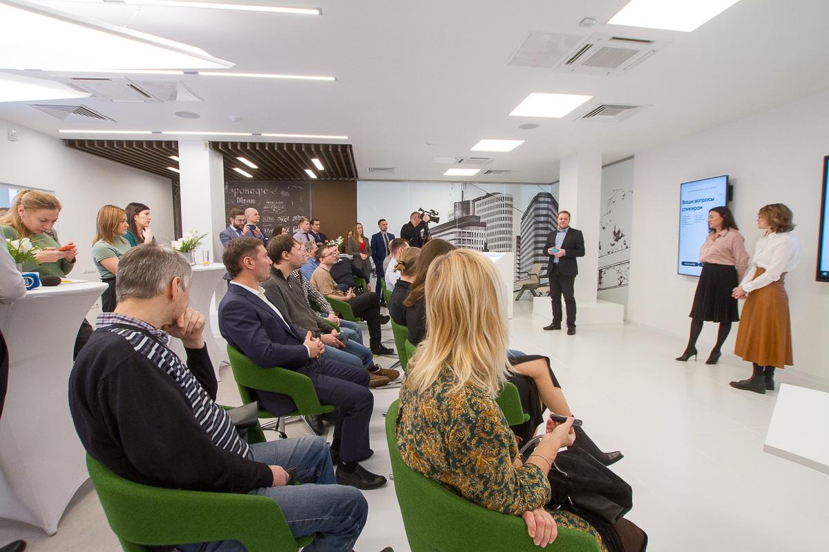 МегаФон открыл первый на Урале центр бизнес-возможностей