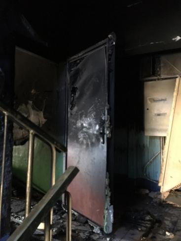 Под Екатеринбургом в пожаре погибла женщина