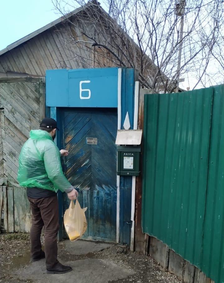Свердловские общественники при поддержке коллег из Дагестана присоединились к волонтерской работе