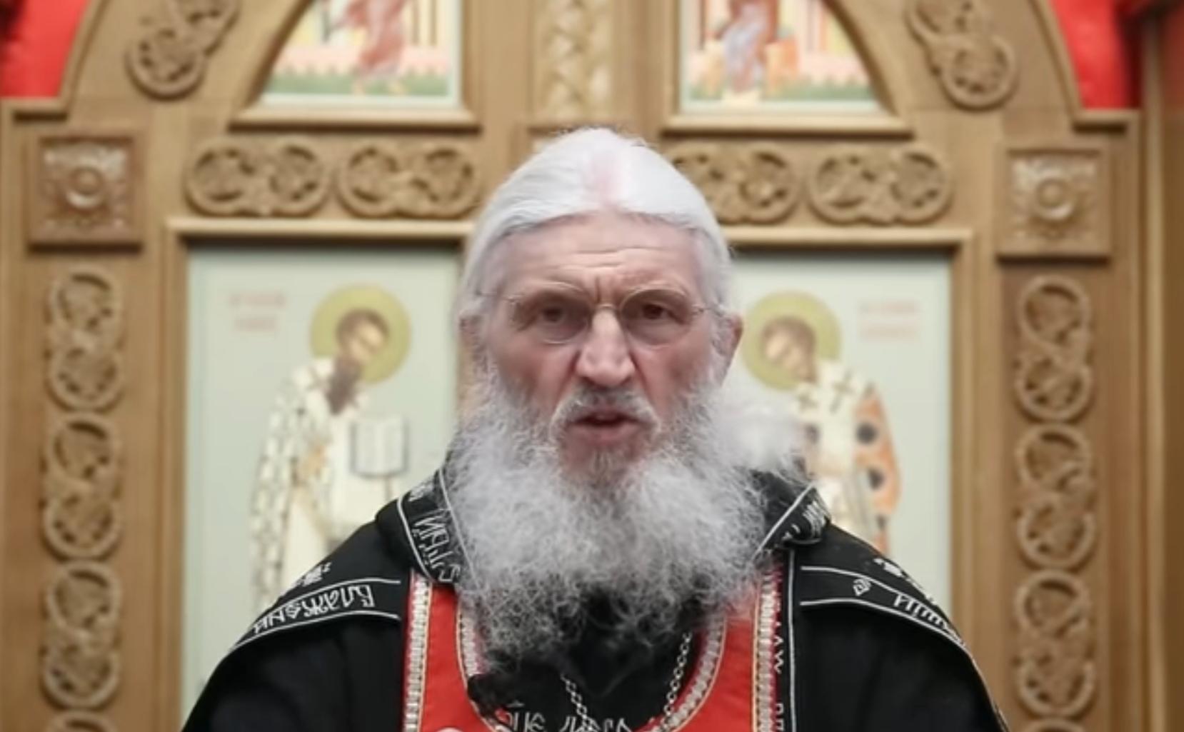 Основателя Среднеуральского женского монастыря лишили права проповедовать из-за высказывания о коронавирусе