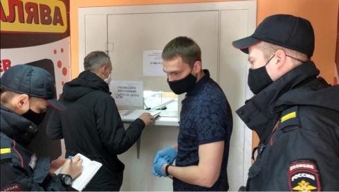 Жителей Екатеринбурга начали штрафовать за прогулки на улице
