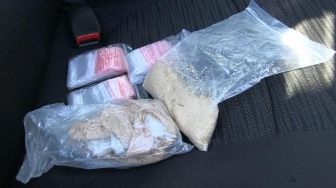 Полиция Екатеринбурга задержала подозреваемого в сбыте наркотиков
