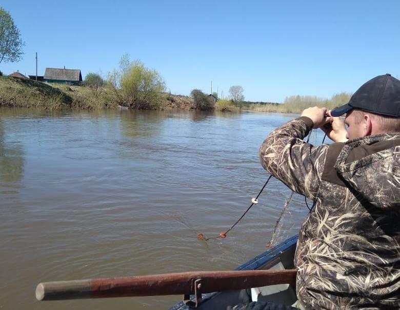 На свердловских водоемах устроили облаву на браконьеров