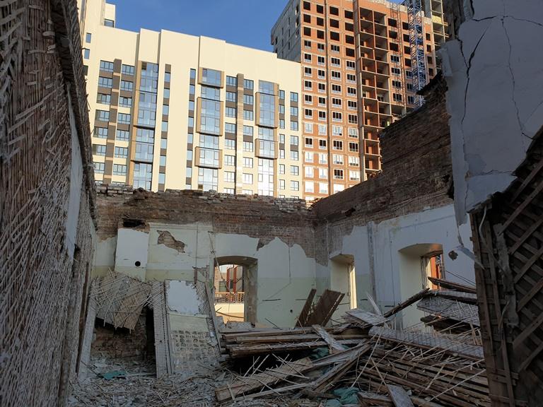 «УГМК Застройщик» завершил реставрацию здания лаборатории при Симановской мельнице. В нём будет детский «МИР ОТКРЫТИЙ»