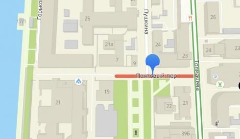 В Екатеринбурге закроют для движения один из перекрёстков