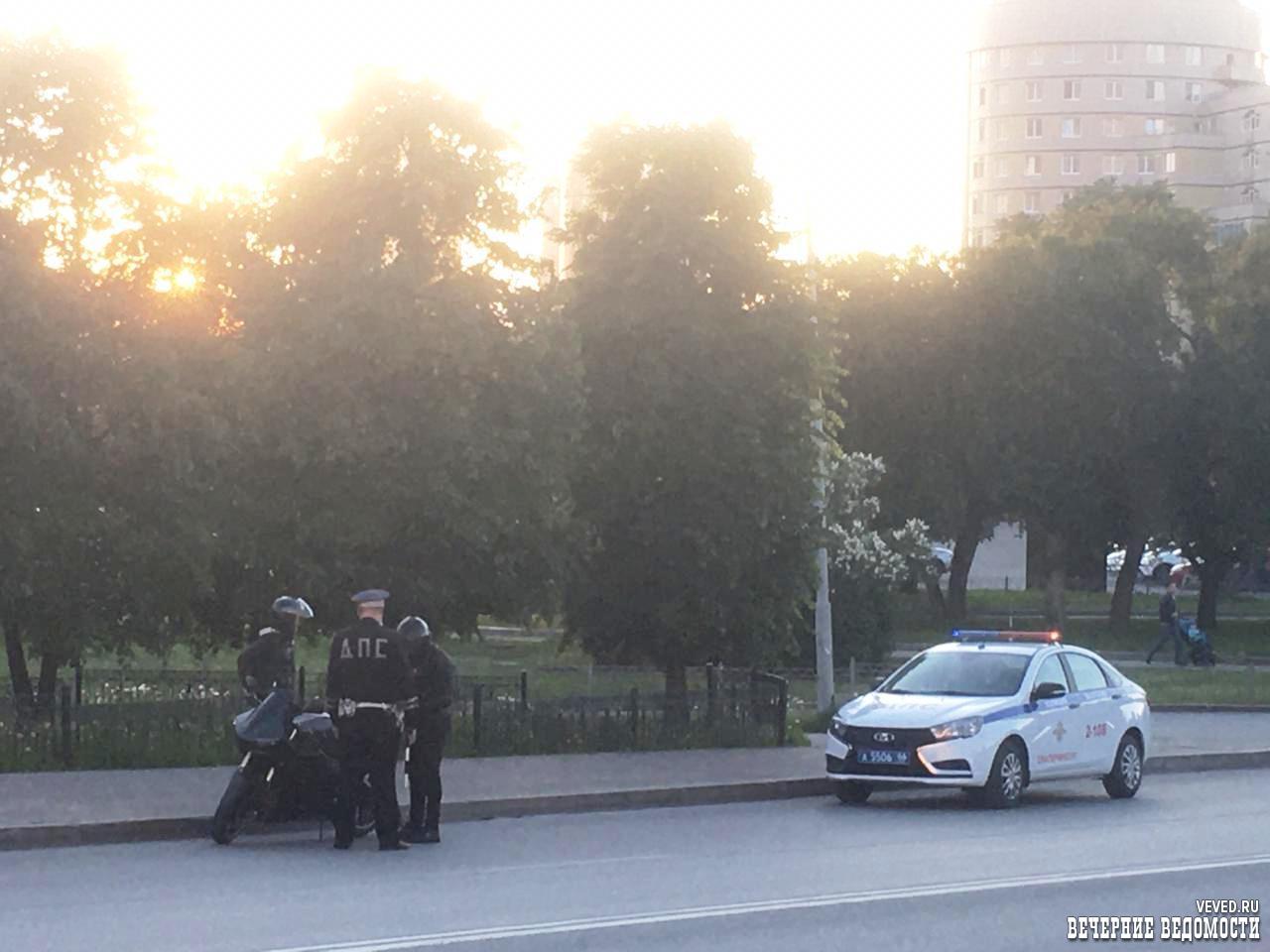 Екатеринбургская полиция выполнила просьбу Евгения Куйвашева