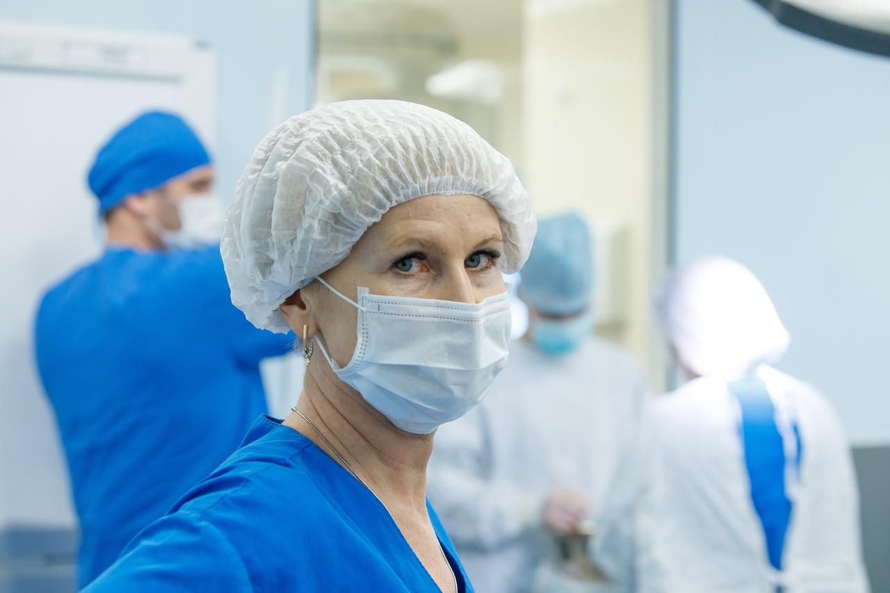 Свердловские врачи вылечили 416 пациентов с COVID-19