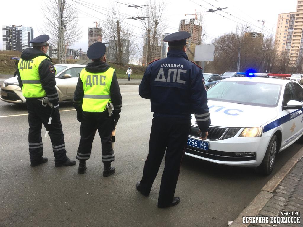 Главному екатеринбургскому полицейскому «подкинули» проблем
