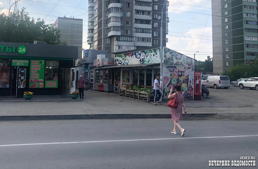 Уличные торговцы побеждают мэрию Екатеринбурга