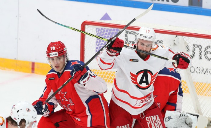 Хоккейный клуб в москве цска закрытые клубы ибицы